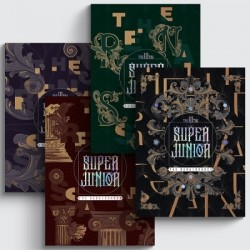 [一套4張] SUPER JUNIOR -...
