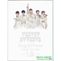 KING & PRINCE CONCERT TOUR...