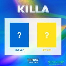 MIRAE - KILLA 1ST MINI ALBUM
