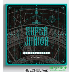 希澈版  SUPER JUNIOR - VOL.10...
