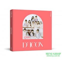 [代訂] 韓國雜誌 封面 IZ*ONE  D-ICON...