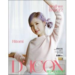 [代訂] 韓國雜誌 封面 本田仁美  D-ICON...