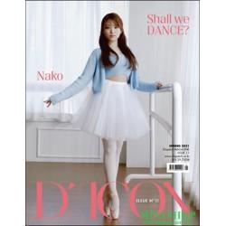 [代訂] 韓國雜誌 封面 矢吹奈子  D-ICON...