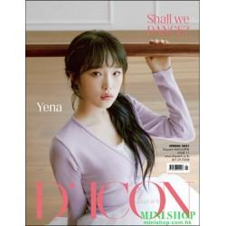 [代訂] 韓國雜誌 封面 崔叡娜  D-ICON...