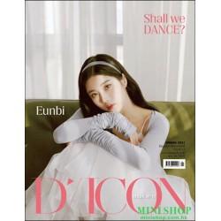 [代訂] 韓國雜誌 封面 權恩妃  D-ICON...