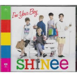 SHINee I'm Your Boy 通常盤 台灣