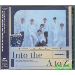 ATEEZ Into the A to Z [通常盤,...