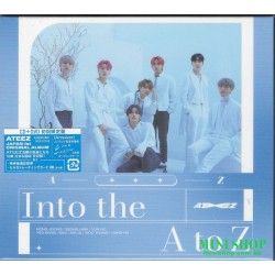 ATEEZ Into the A to Z...