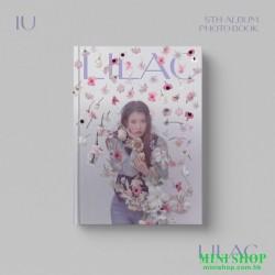 IU - 5TH ALBUM PHOTOBOOK 寫真書