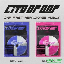 ONF - CITY OF ONF (REPAKAGE...