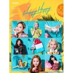 TWICE 「HAPPY HAPPY」(初回限定盤B)