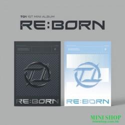 TO1 - [RE:BORN] (1ST MINI...