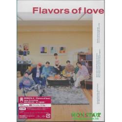 MONSTA X/FLAVORS OF LOVE