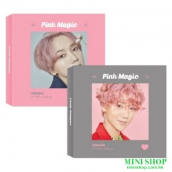 YESUNG - PINK MAGIC (3RD...