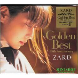 ZARD GOLDEN BEST -15TH...