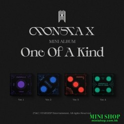 MONSTA X - ONE OF A KIND...