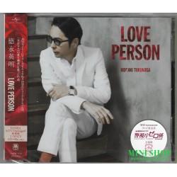 "徳永英明  LOVE PERSON [初回限定""MTV..."
