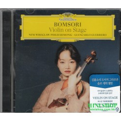 BOMSORI - VIOLIN ON STAGE 韓國版