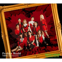 TWICE/PERFECT WORLD 初回限定盤B...