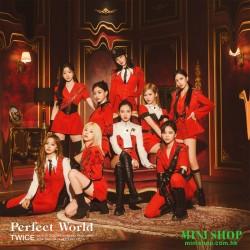 TWICE/PERFECT WORLD 通常盤 【CD】