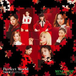 TWICE/PERFECT WORLD ONCE...