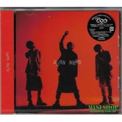 NEWS BURN【初回盤B】(CD+DVD-B)