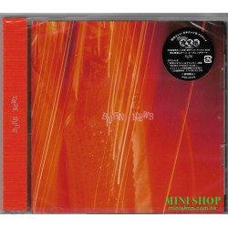 NEWS  BURN【初回盤A】(CD+DVD-A)