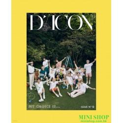 GROUP 團體韓國雜誌 D-ICON VOL.25...