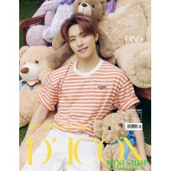 DINO 韓國雜誌 D-ICON VOL.24 MY...