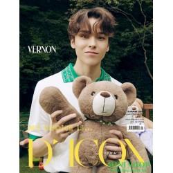 VERNON 韓國雜誌 D-ICON VOL.23...