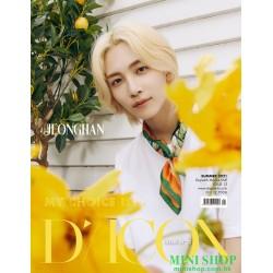 JEONG HAN 淨漢 韓國雜誌 D-ICON...