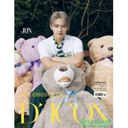 JUN 韓國雜誌 D-ICON VOL.15 MY...