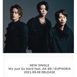 通常盤【CD】We Just Go Hard...
