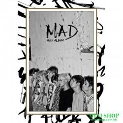 GOT7 - MAD (MINI ALBUM)