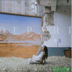 蔡健雅 Tanya Chua《DEPART》預購版