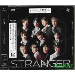 JO1 STRANGER [初回限定盤A, CD+DVD]