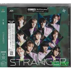 JO1 STRANGER [初回限定盤B,...