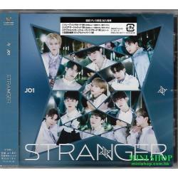 JO1 STRANGER [通常盤, CD ONLY]