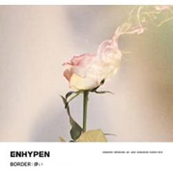 ENHYPEN BORDER : 儚い [通常盤初回プレス]