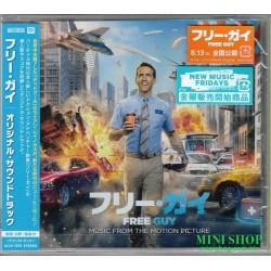 爆機自由仁 Free Guy (OST)日版