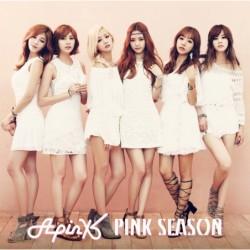 Apink ~ PINK SEASON日版