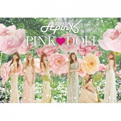 Apink 2nd full album in...