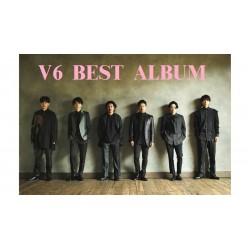 V6 BEST ALBUM 【初回盤A】(4CD+2DVD)