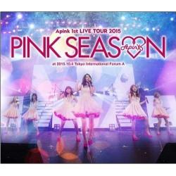 Apink 1st LIVE TOUR 2015...