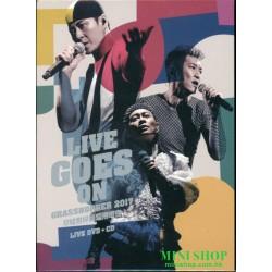 草蜢 - Live Goes...
