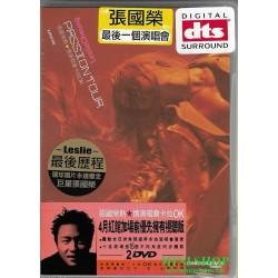 張國榮 埶情演唱會 DVD