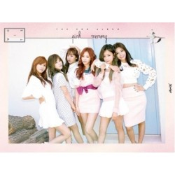 Apink Pink MEMORY  (White...