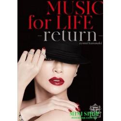 濱崎 步 MUSIC for LIFE...
