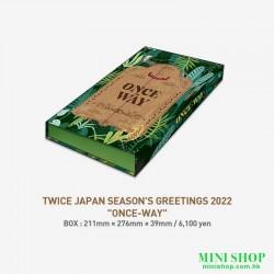 代購 TWICE JAPAN SEASON'S...