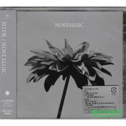 HYDE NOSTALGIC [初回限定盤, CD+DVD]